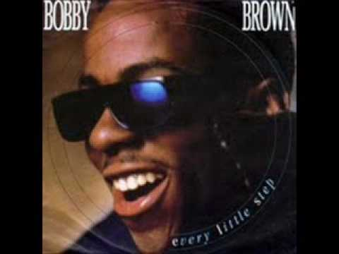 Bobby Brown - Every Little Step