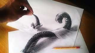 Как рисовать объемные рисунки 3D? Вытворяшки(Эти рисунки выглядят завораживающе! Научитесь рисовать рисунки 3D Вытворяшки - канал о рукоделии и обо..., 2015-04-13T03:30:01.000Z)