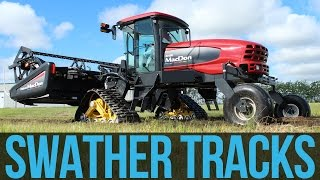 9000 Series Swather Tracks