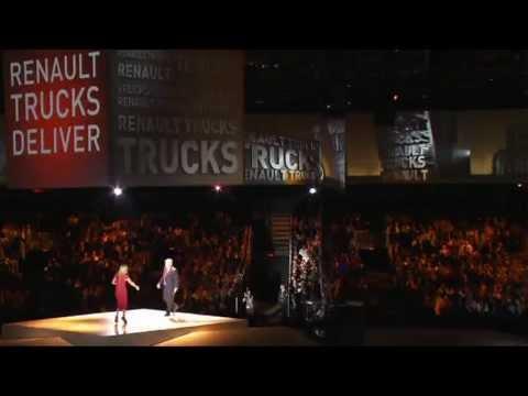 R/EVOLUTION - Renault Trucks new range