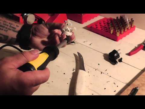 How To Convert An Electrical 2 Prong Plug Into A 3 Prong Plug