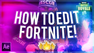 How To Edit Fortnite! (How To Make A Fortnite Montage/Edit #2) Tutorial