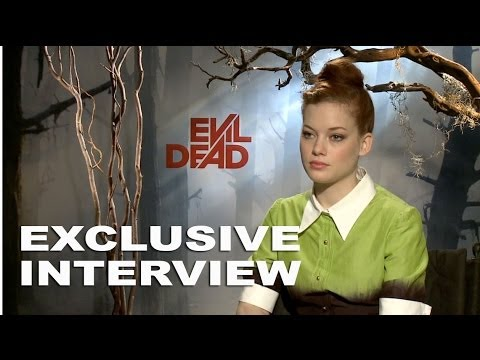 Evil Dead: Jane Levy Exclusive Interview