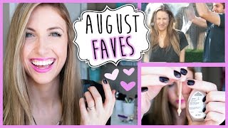 AUGUST FAVORITES!! + ALS Ice Bucket Challenge?!, augfav14