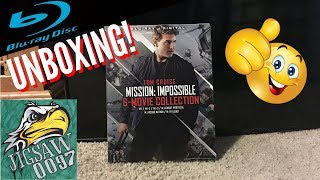Best Alternative to Mission: Impossible 6-Movie Collection