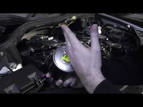 om642 fuel filter diy and other maintenance tips youtube