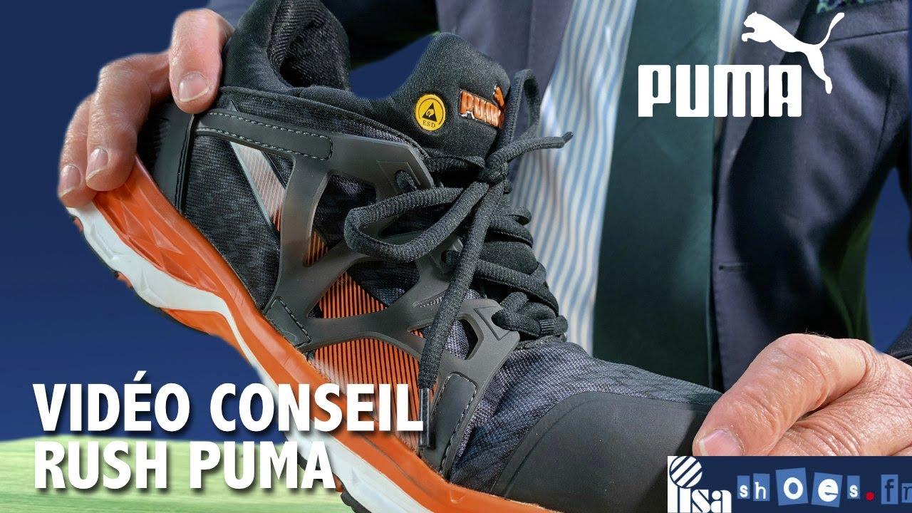 PUMA RUSH 2.0 Mid S1P ESD HRO SRC