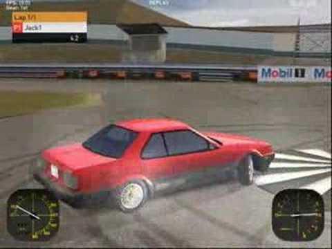 drifting games