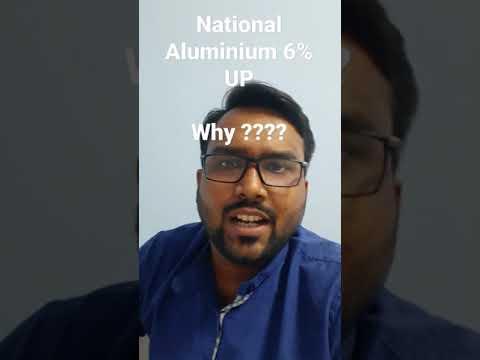 #Shorts National Aluminum Nalco Big News Hindalco Bauxite Mcx Aluminum Commodity Update