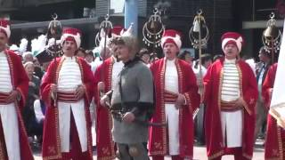 Ottoman military bands in JAPAN, Singing Sakura (Mehter Takimi)