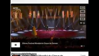 michele cirque de demain performance
