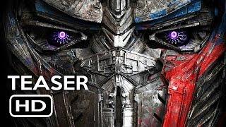 Transformers 5: O Último Cavaleiro (2017) Trailer oficial Dublado