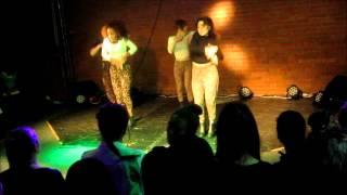 GALANG CREW - Aidonia - Jook So - SARA GALAN -Blue Hill X-mas show