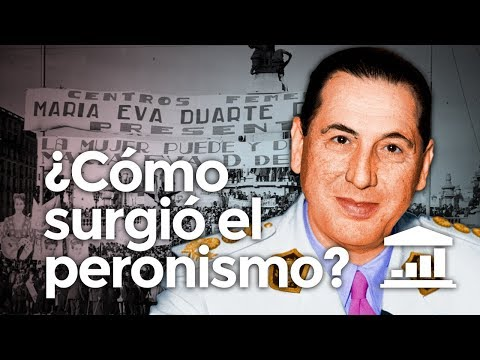 ¿Cómo SURGIÓ el PERONISMO en la ARGENTINA?