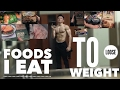 What foods should you eat to LOOSE WEIGHT