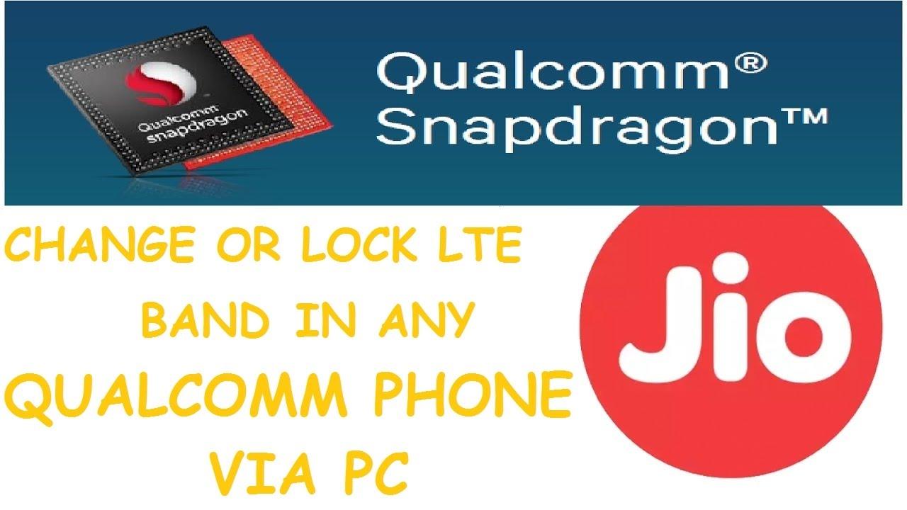 Change LTE Band In Qualcomm Phones Via QPST/QXDM by Digital Mahiya