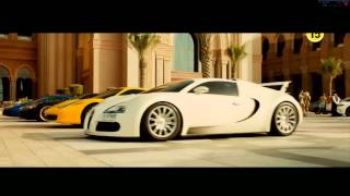 Fast AnD Furious - Scene Abu Dhabi