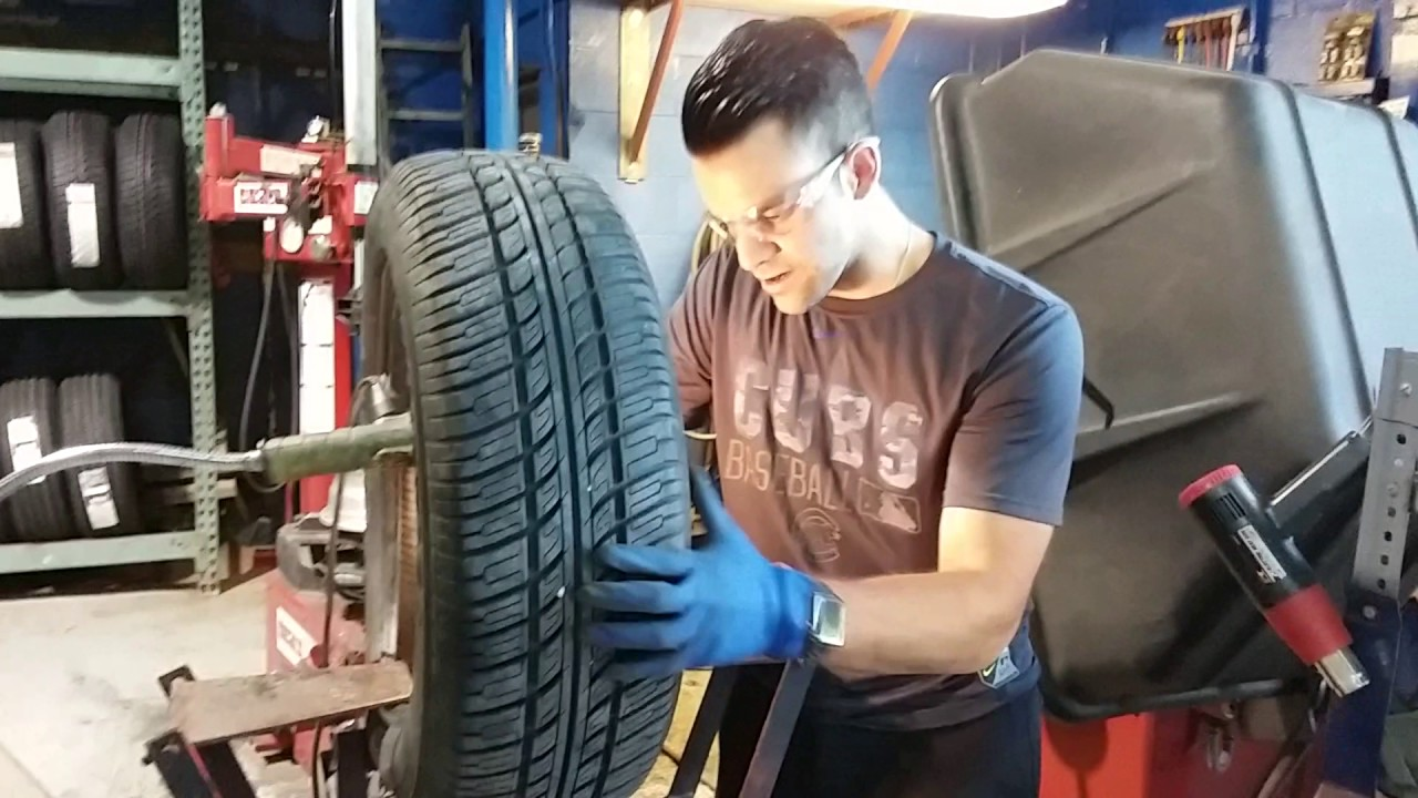 Garcias Tire Shop >> Chicago Living 3 Garcia S Auto Parts Tires Service With Miguel