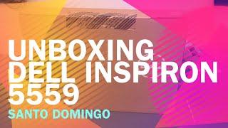 dell inspiron 5559 core i7 16gb ram amd radeon r5 unboxing laptop 2016 en espaol