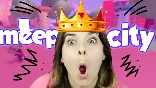 I AM THE QUEEN OF THE CITY! | Meepcity ROBLOX