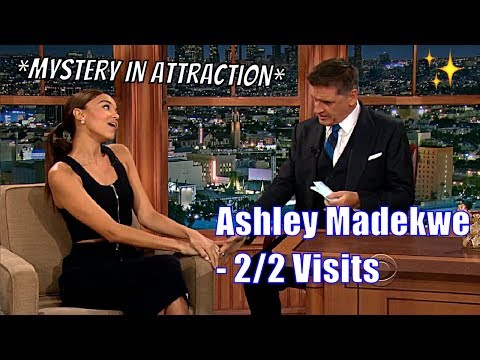 Ashley Madekwe  Okey to pass gas in front of your spouse?  22 Visits In Chron. Order 3601080p