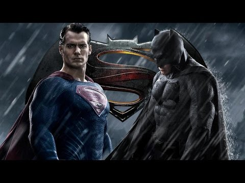 Batman V Superman End credit soundtrack