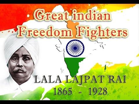 LALA LAJPAT RAI. 1865  -  1928