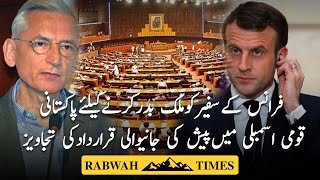 Resolution On French Ambassador Expulsion In National Assembly