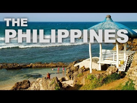 The Philippines, Pearl of the Orient Seas