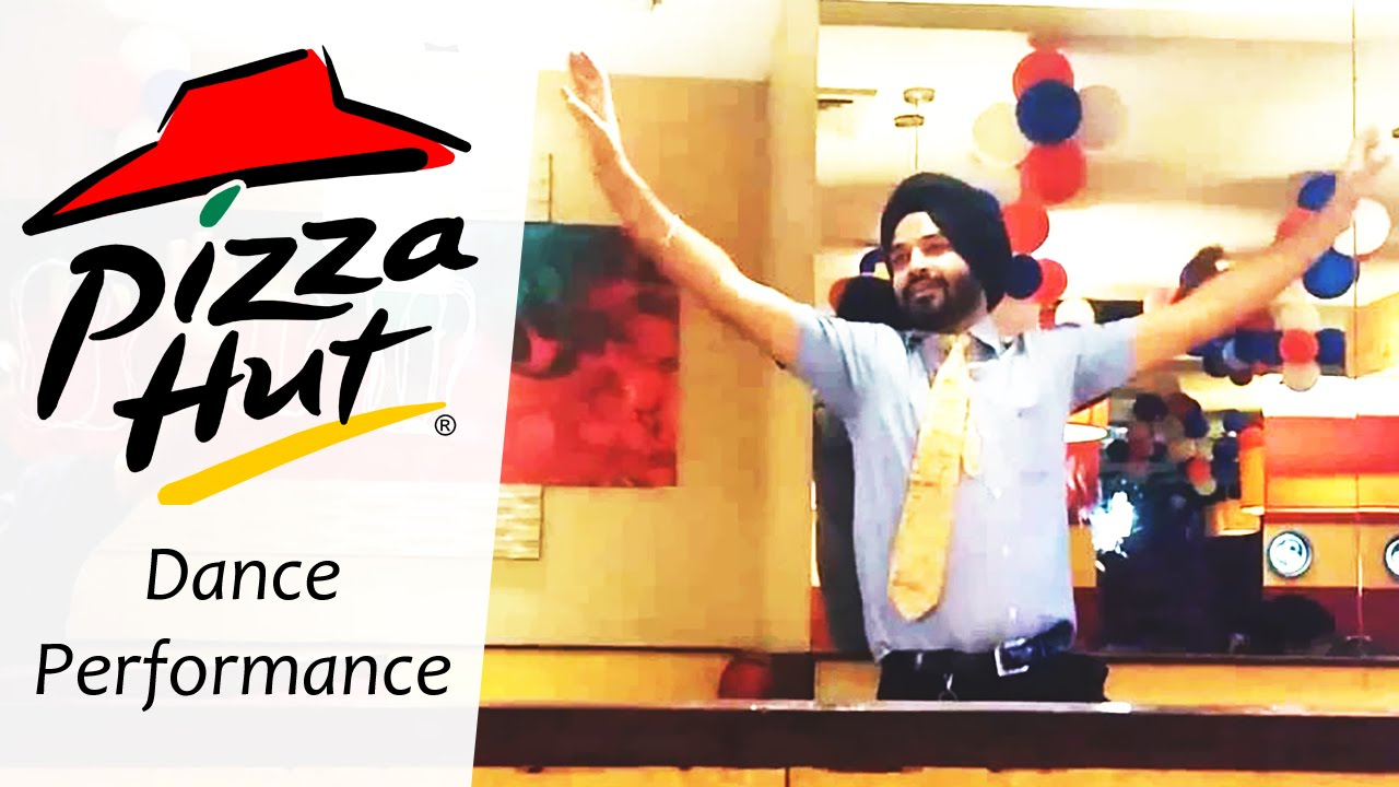 Pizza Hut Fast Food Song