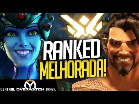RANKED DO OVERWATCH VAI SER MELHORADA EM JANEIRO!  Central Overwatch Brasil