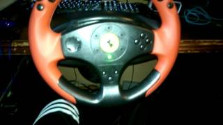Thrustmaster Red legend pedal in game FIX(Works with almost every wheel)