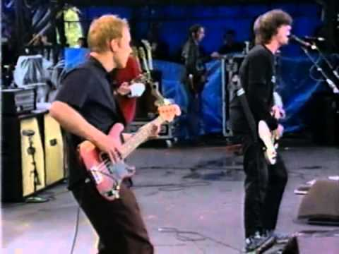 Foo Fighters - July 11, 1998 - Vancouver, BC, Canada