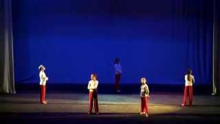 Стремление. Группа детей профессионального обучения. Концерт школы танцев Nataraj 25.05.2014