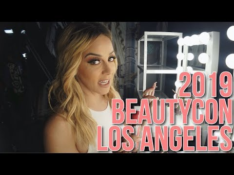 2019 Beautycon Los Angeles Day 1| Rosie Rivera thumbnail