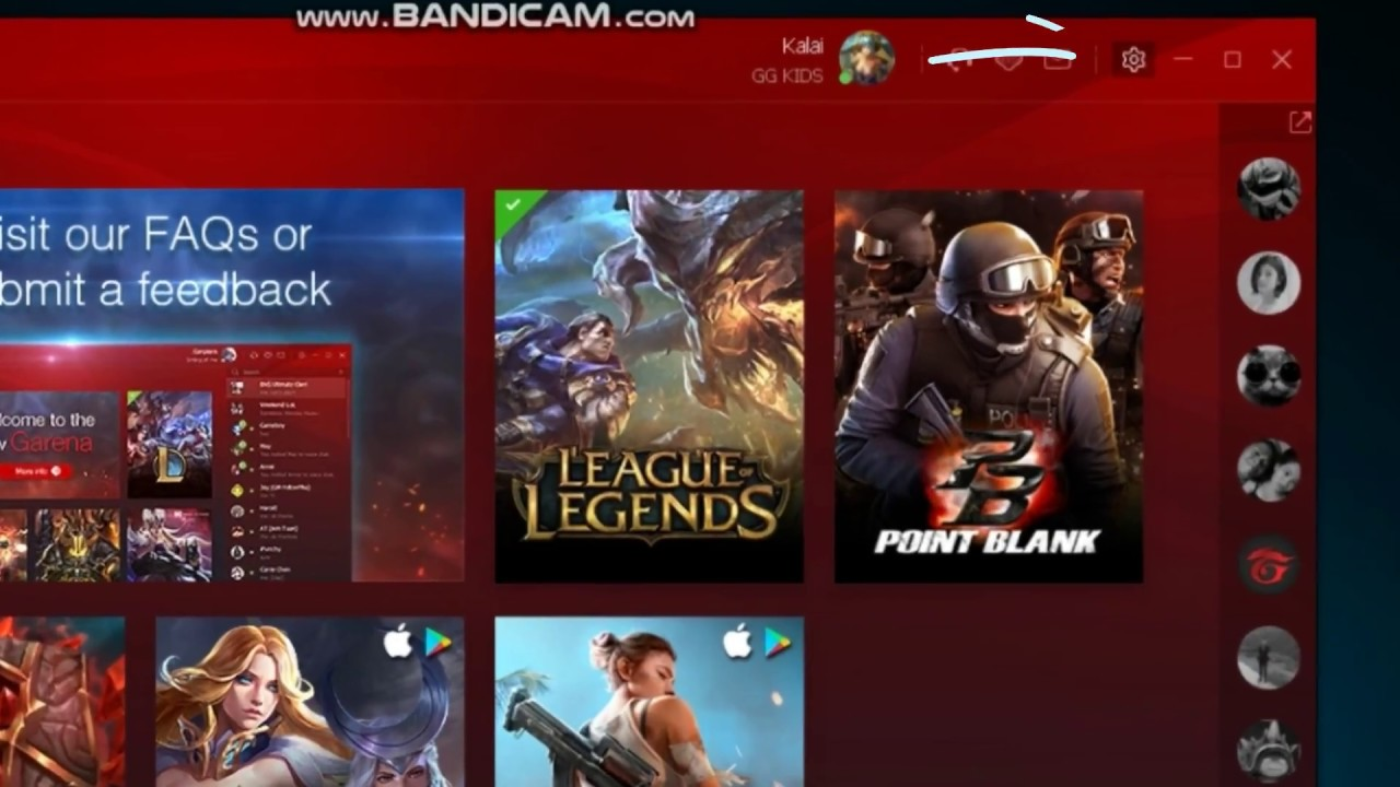 How To Change Garena Server 2018 New Youtube