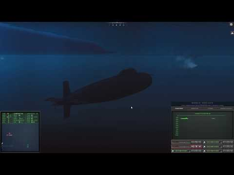 Cold Waters - Astute Class 84 - Campaign Mission 7 & 8