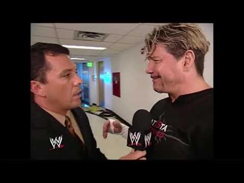 Eddie Guerrero Interview + Entrance (Smackdown 10.07.2005)