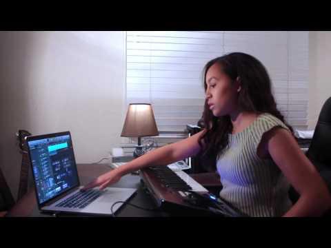 Ashley Nicole Greene - Grammy Camp 2016 - Electronic Music Production/Audio Engineering - BEAT 1