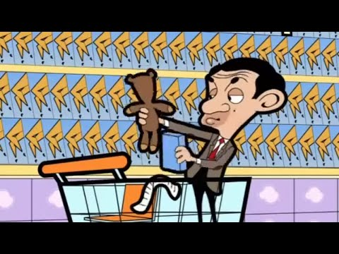 Bean Cartoon - Long Compilation #141 ᐸ3 Mister Bean Number One Fan in HD