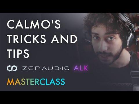 zenAud.io ALK Masterclass with Calmo