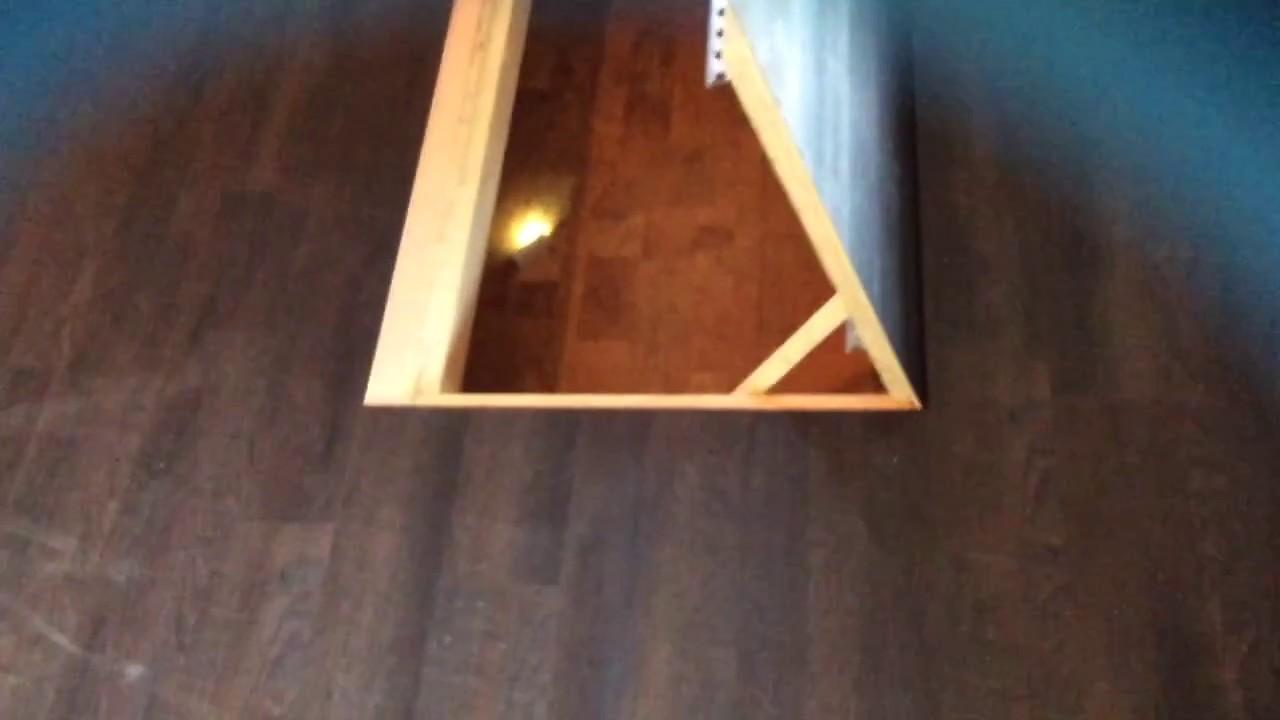 Bon Panic Room Or Hidden Room Safe With Hidden Door Hatch