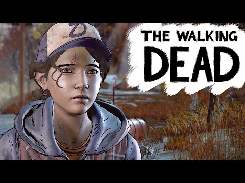 THE WALKING DEAD A NEW FRONTIER - Gameplay do Início! (TWD Game Temporada 3)