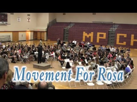 Symphonic Band - In Search of Equality - A Tribute for Rosa Parks