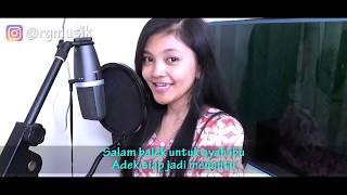 Gambar cover Viralll,  Adek Juga Rindu, Balasan Lagu Adek Jilbab Biru