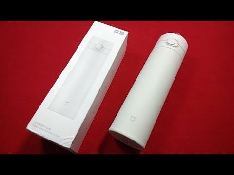 Термос Xiaomi Mijia Vacuum Bottle 2 Обзор + Тест