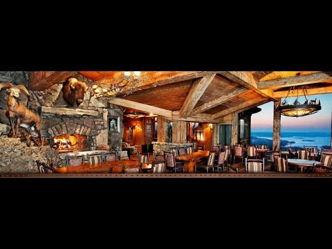Top Of The Rock Osage Restaurant Branson Missouri Cedar Lodge You