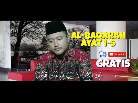 Qira At Al Baqarah Ayat 1 5 Bayati