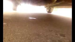 Выход конденсата с авто-кондиционера