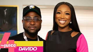 Davido on The Juice | S4E11